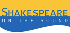 Shakespeare on the Sound logo