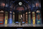 Set of Comedy of Errors at the Folger
