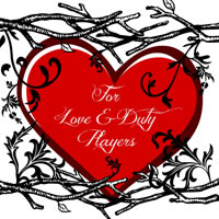 For Love and Duty Players logo
