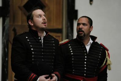 Shakespeareances com: Iago in a Soldier's Context