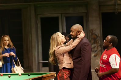 Shakespeareances Com Comedy Of Errors At The National Theatre