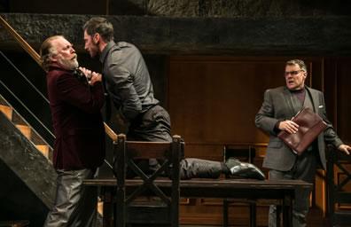 Shakespeareancescom Richard Iii At The Shakespeare Theatre