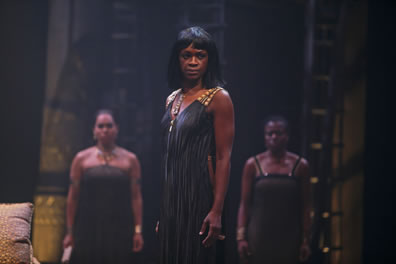 Shakespeareances com: Stratford Festival's Antony and Cleopatra