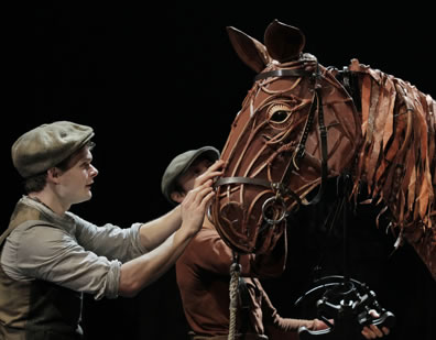 a comparison of the play version of war horse by nick stafford adapted from the novel by michael mor Issuu is a digital publishing platform  tsa may 2016, author: dtech, name  11 may frances brit award critics choice nominee sophie frances cook oran mor:.